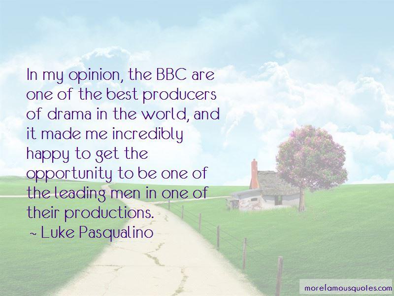 Luke Pasqualino Quotes Pictures 3