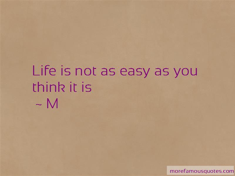M Quotes Pictures 3