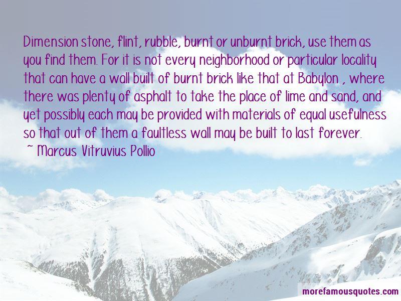 Marcus Vitruvius Pollio Quotes Pictures 2