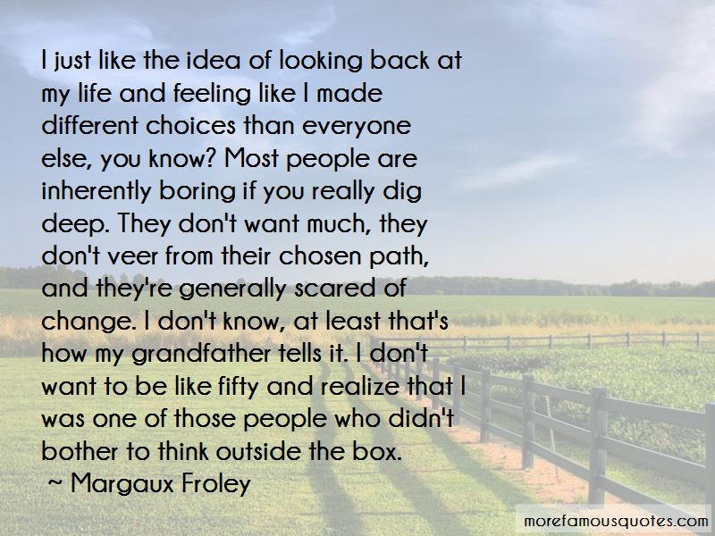 Margaux Froley Quotes