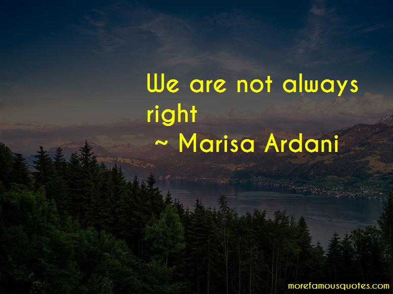 Marisa Ardani Quotes Pictures 2