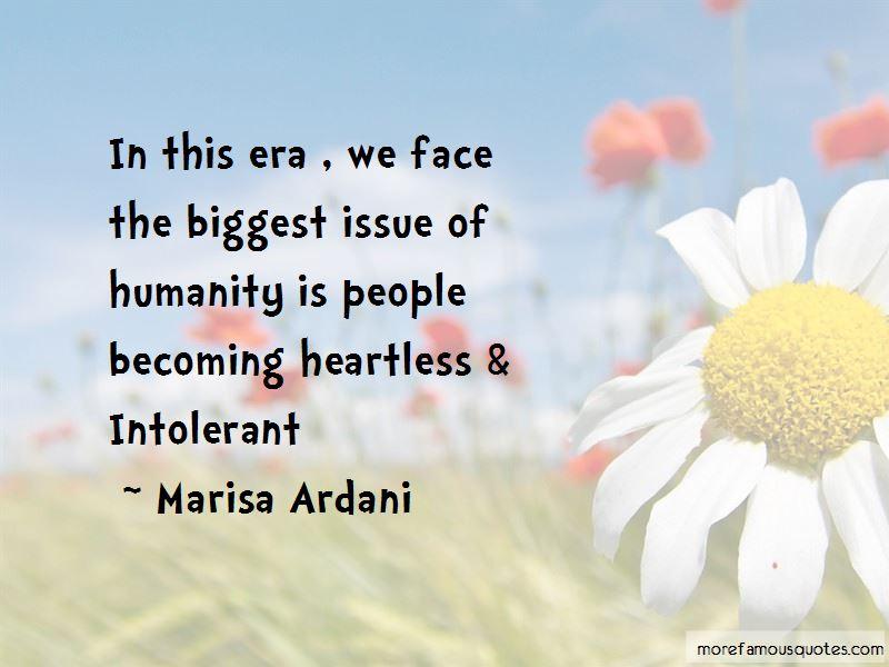 Marisa Ardani Quotes