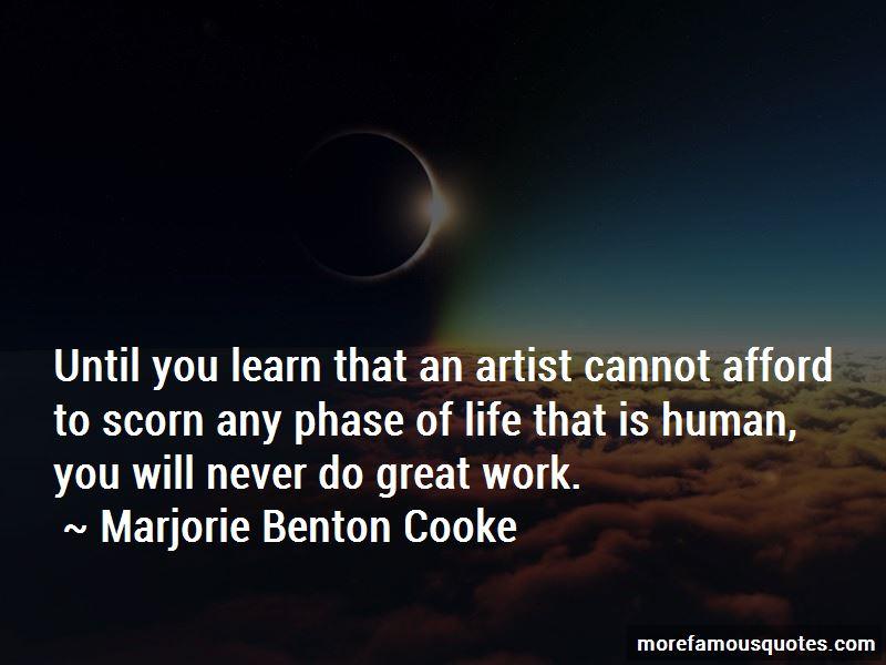 Marjorie Benton Cooke Quotes Pictures 4
