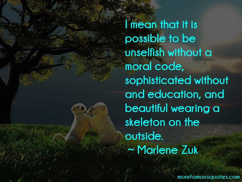 Marlene Zuk Quotes Pictures 3