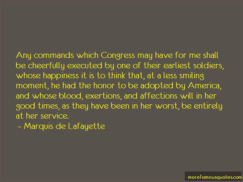 Marquis De Lafayette Quotes Pictures 4