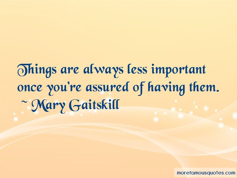 Mary Gaitskill Quotes Pictures 2