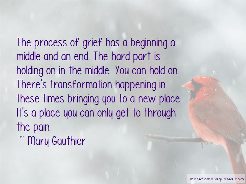 Mary Gauthier Quotes Pictures 2