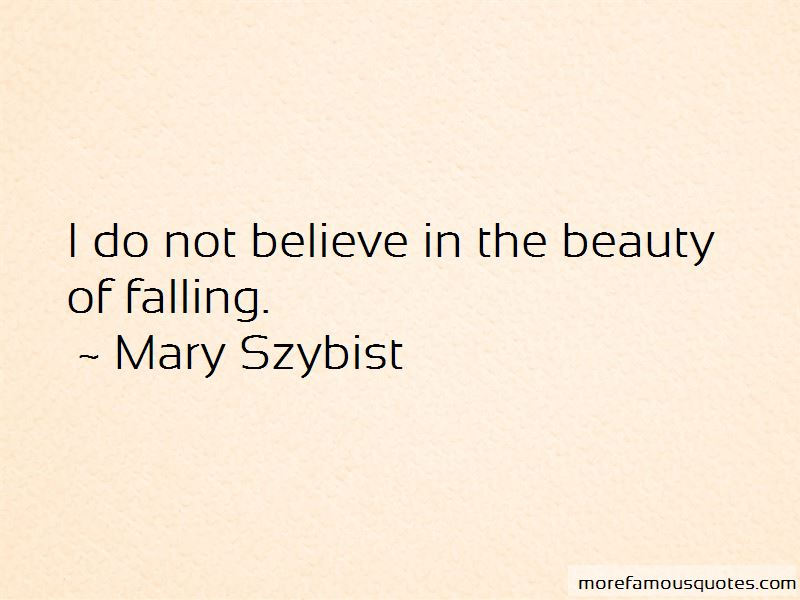 Mary Szybist Quotes Pictures 2