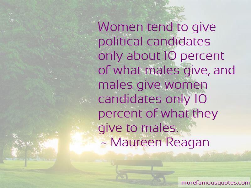 Maureen Reagan Quotes Pictures 4