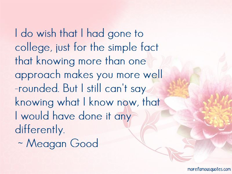 Meagan Good Quotes Pictures 3