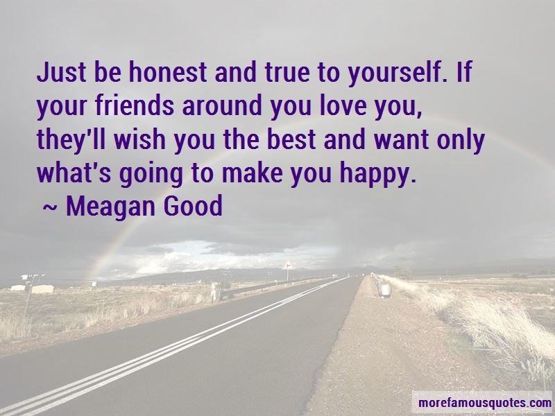 Meagan Good Quotes Pictures 4