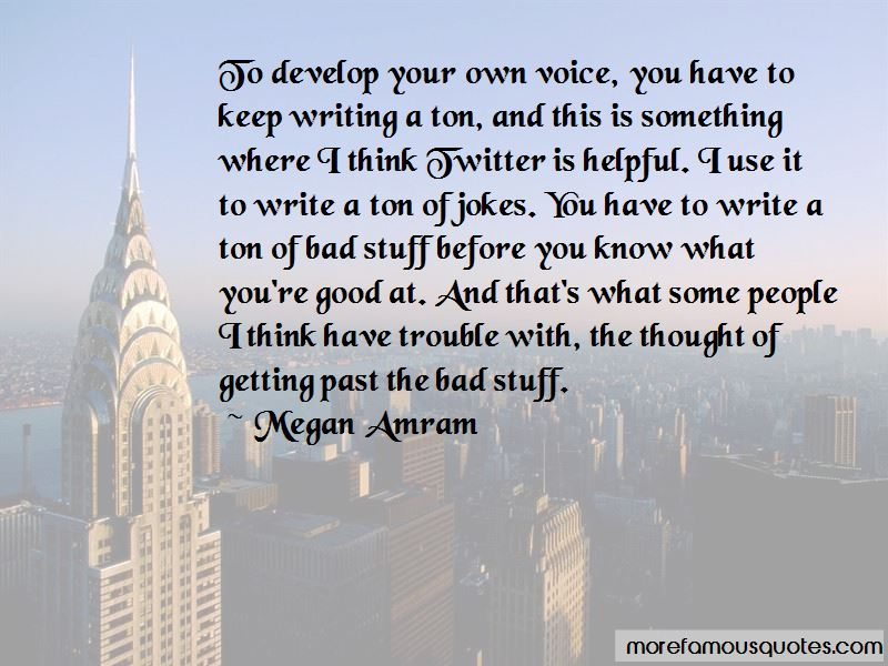 Megan Amram Quotes Pictures 4