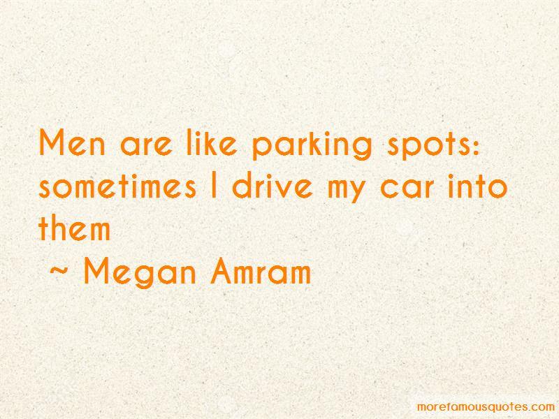 Megan Amram Quotes