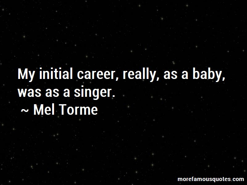 Mel Torme Quotes Pictures 2