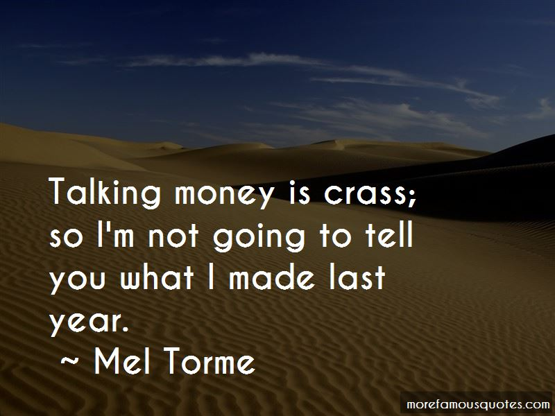 Mel Torme Quotes Pictures 3