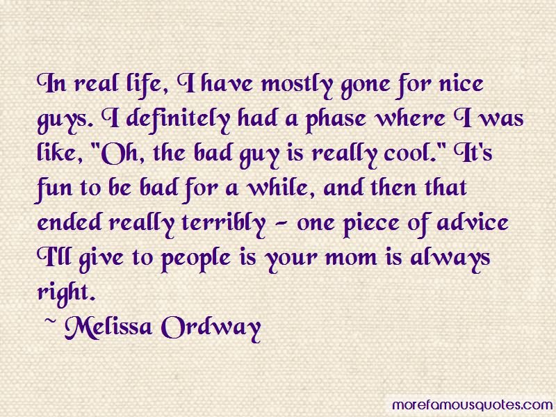 Melissa Ordway Quotes Pictures 2