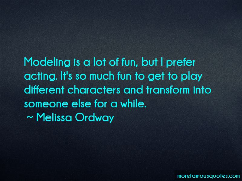Melissa Ordway Quotes Pictures 3