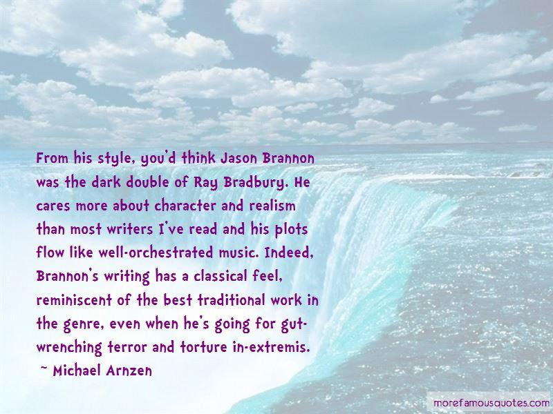 Michael Arnzen Quotes