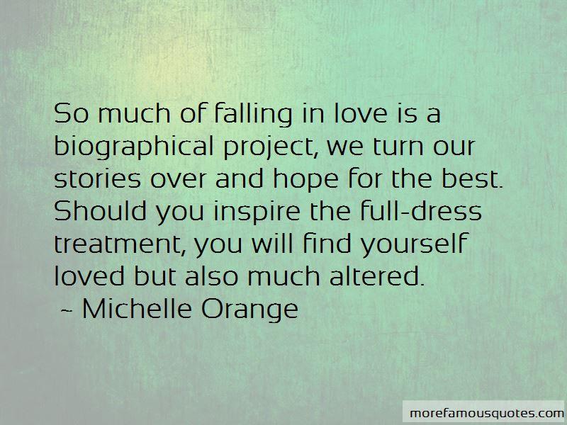 Michelle Orange Quotes Pictures 2