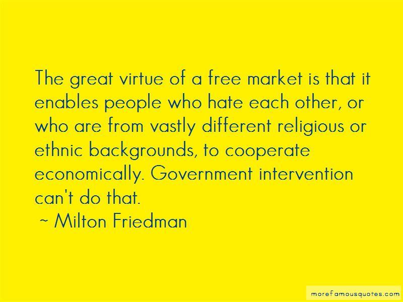 Milton Friedman Quotes Top 413 Famous Quotes By Milton