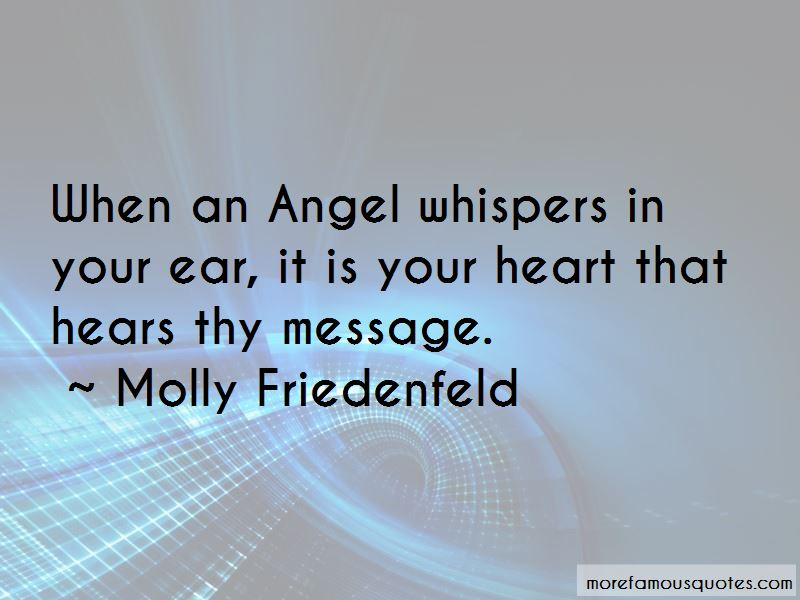 Molly Friedenfeld Quotes Pictures 2