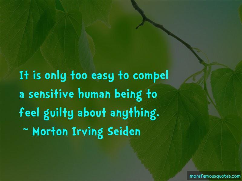 Morton Irving Seiden Quotes Pictures 3