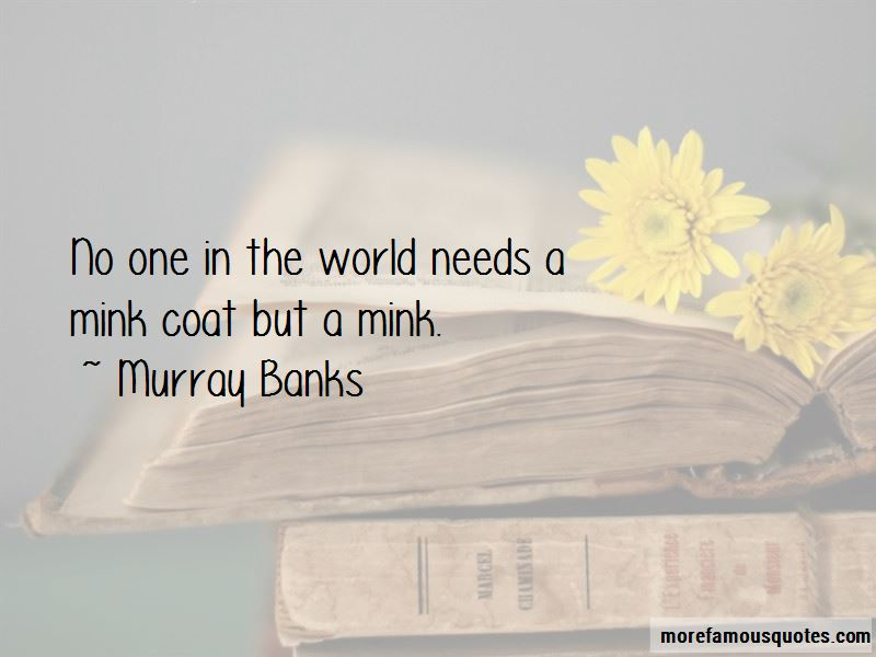 Murray Banks Quotes Pictures 2