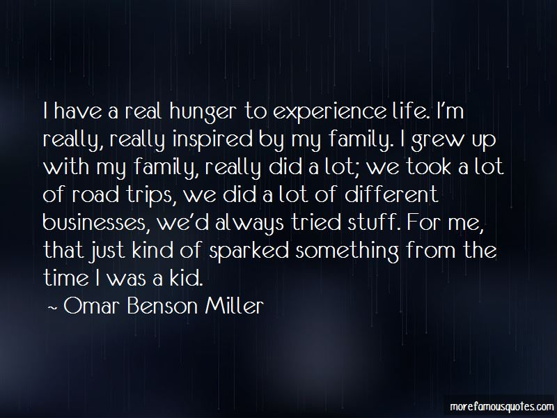 Omar Benson Miller Quotes Pictures 4