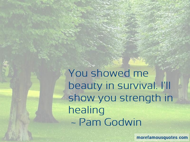 Pam Godwin Quotes Pictures 4