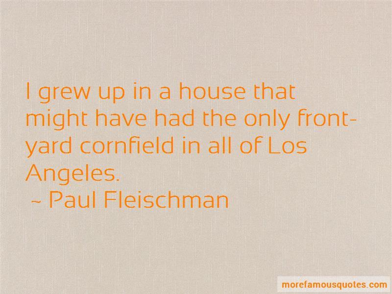 Paul Fleischman Quotes Pictures 3