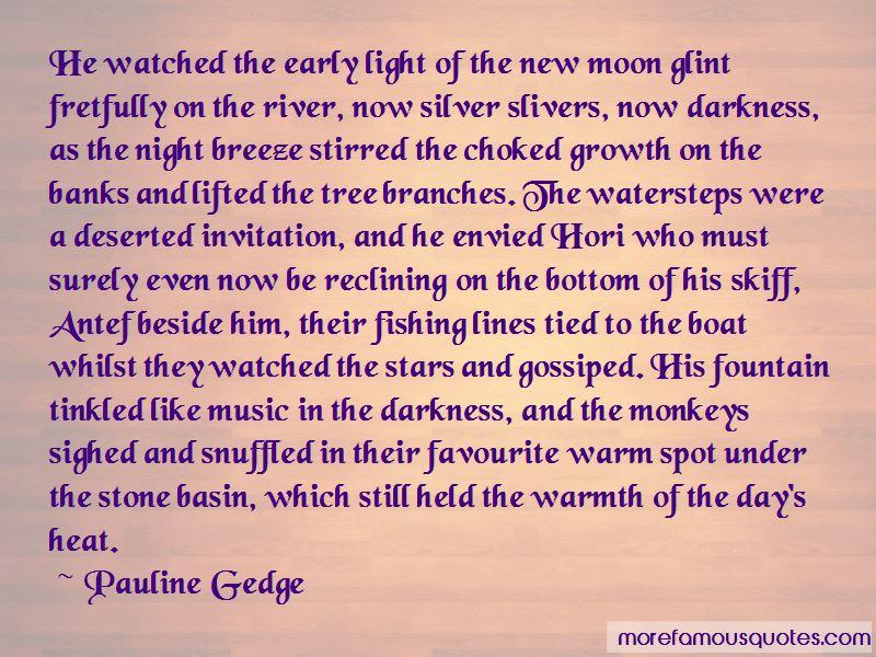 Pauline Gedge Quotes Pictures 3