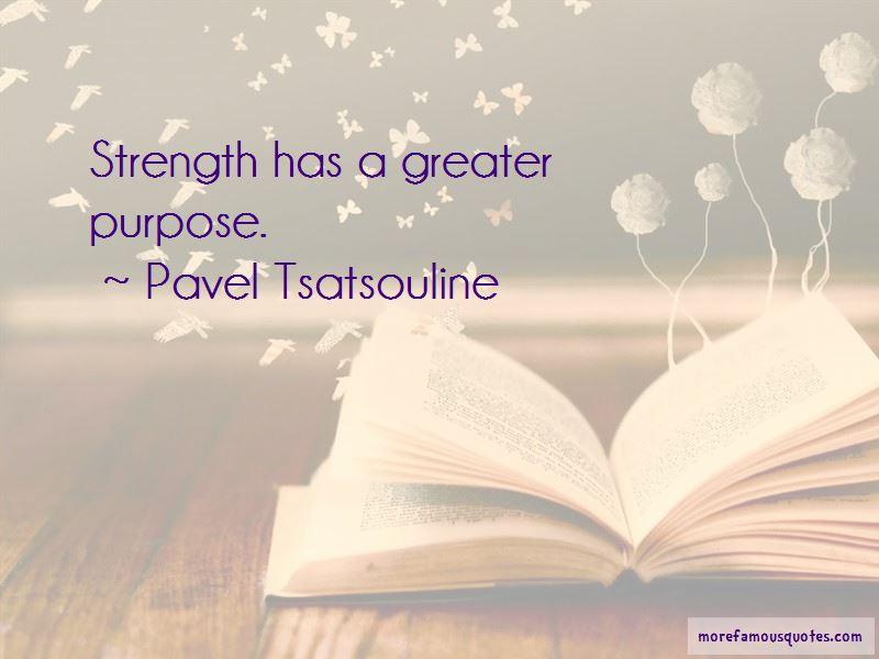 Pavel Tsatsouline Quotes