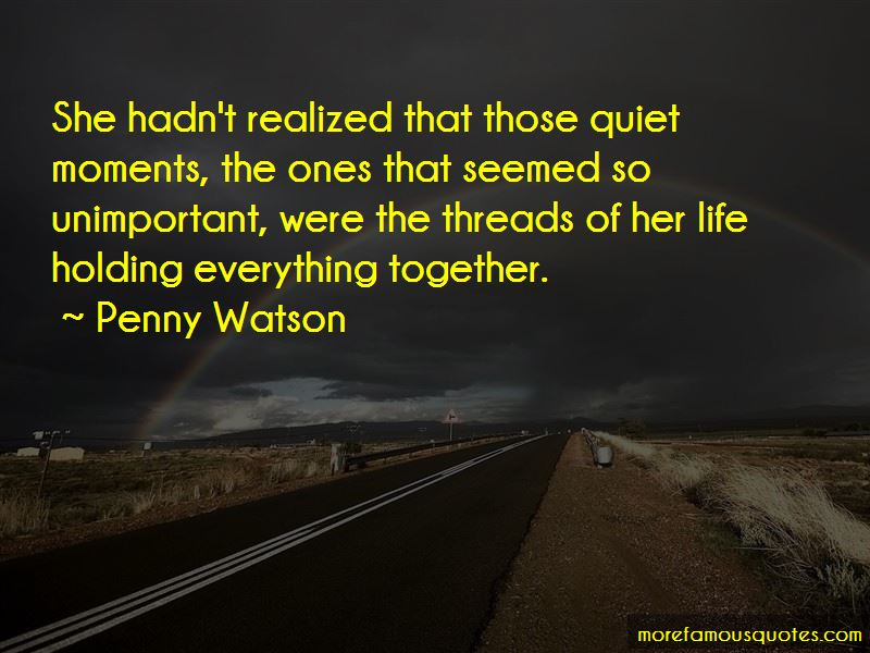 Penny Watson Quotes Pictures 4