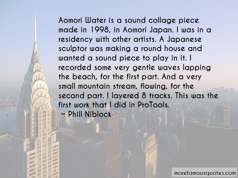 Phill Niblock Quotes Pictures 2