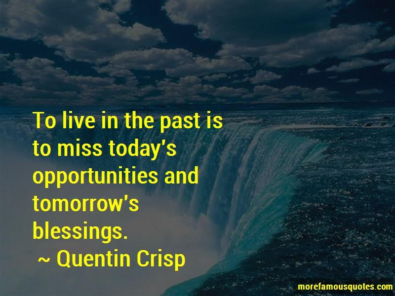 Quentin Crisp Quotes Pictures 2
