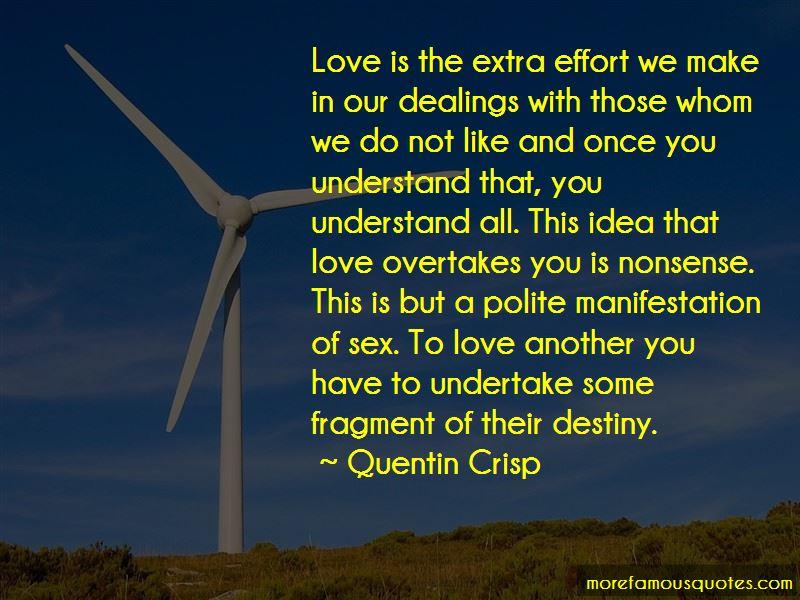 Quentin Crisp Quotes Pictures 4
