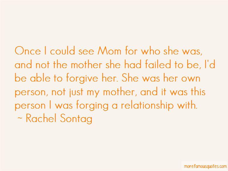 Rachel Sontag Quotes Pictures 2