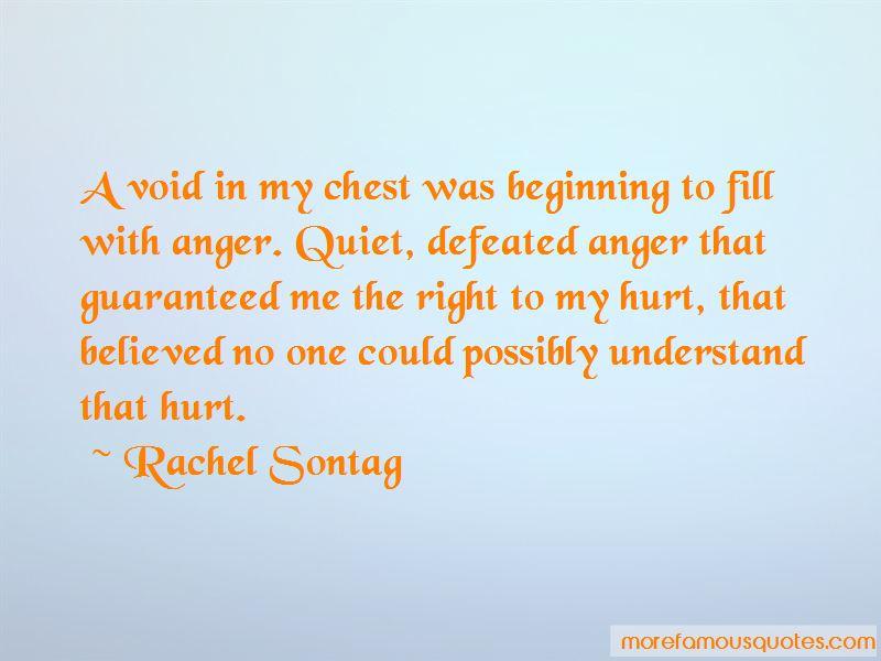 Rachel Sontag Quotes Pictures 3