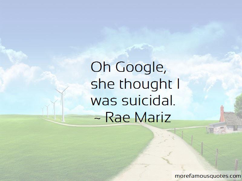 Rae Mariz Quotes Pictures 2