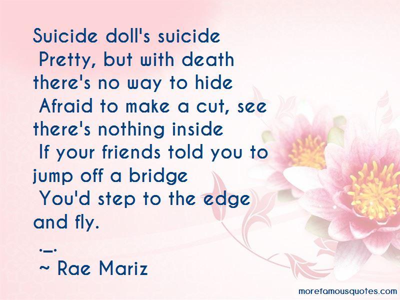Rae Mariz Quotes Pictures 3