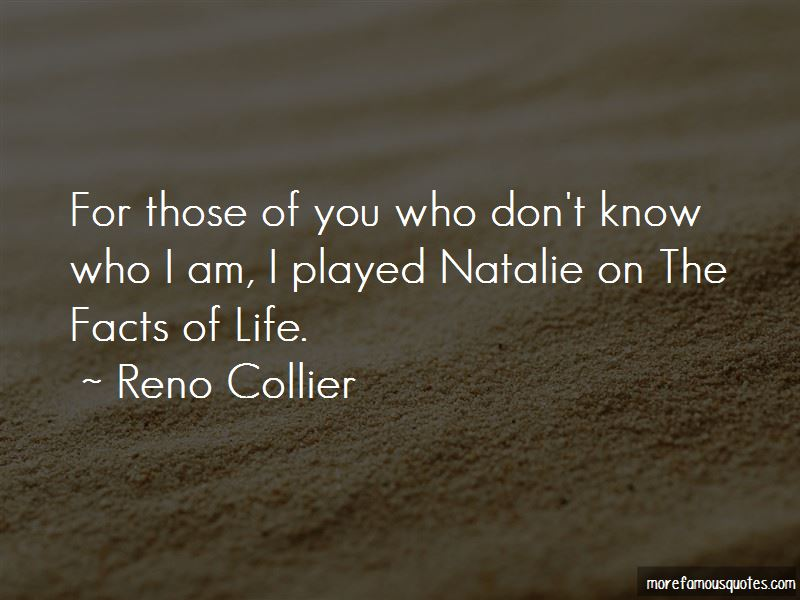 Reno Collier Quotes Pictures 2