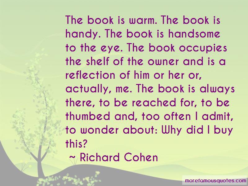 Richard Cohen Quotes Pictures 2
