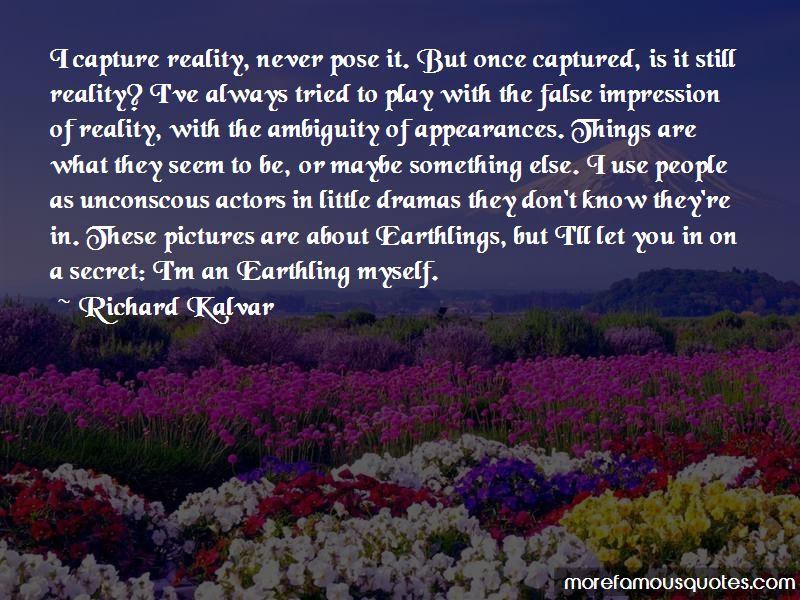 Richard Kalvar Quotes Pictures 3