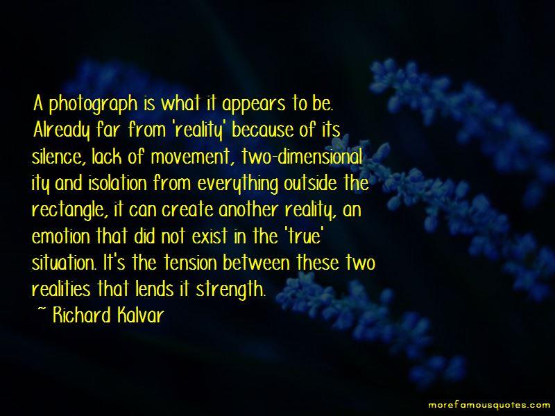 Richard Kalvar Quotes Pictures 4