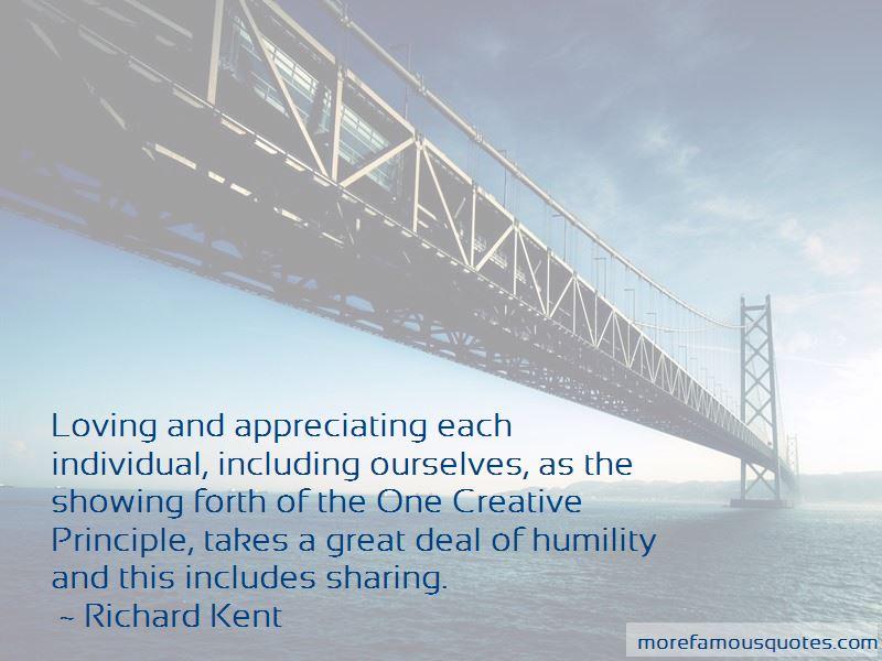 Richard Kent Quotes