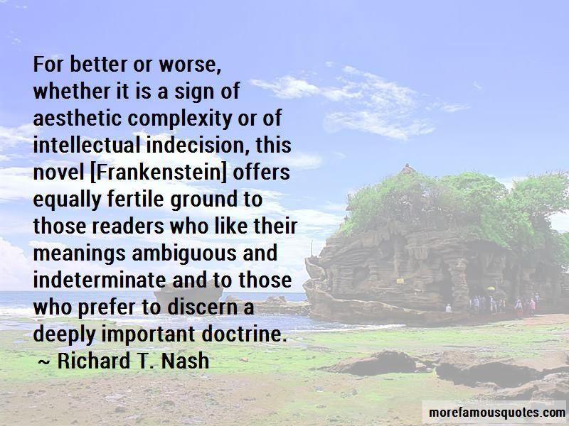 Richard T. Nash Quotes Pictures 2