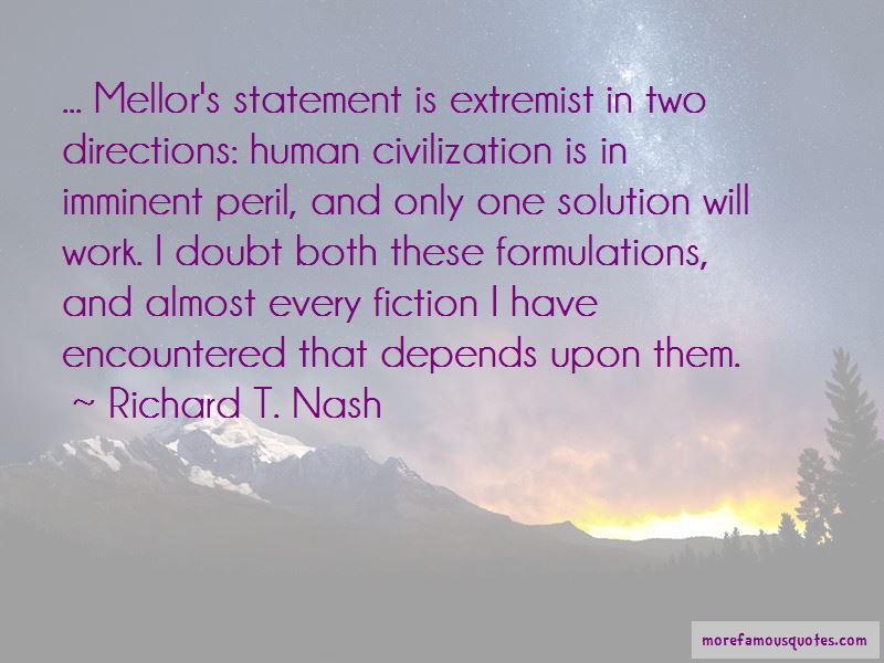 Richard T. Nash Quotes Pictures 4
