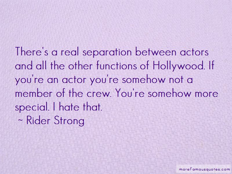 Rider Strong Quotes Pictures 2