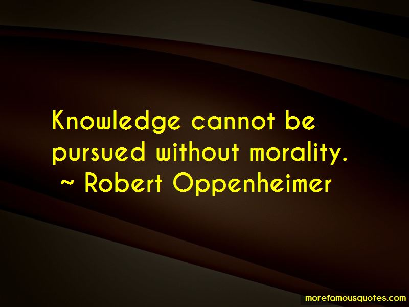 Robert Oppenheimer Quotes Pictures 2
