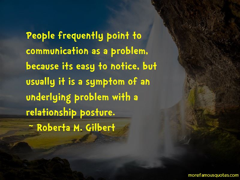 Roberta M. Gilbert Quotes Pictures 3